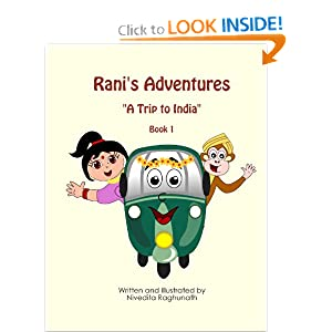 Rani's Adventures: A Trip to India (Book 1)
