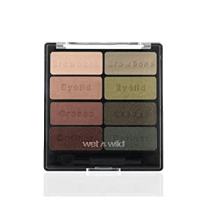 Wet n Wild Color Icon Eyeshadow Collection C738 Comfort Zone