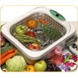 Samson Ultrasonic Fruit, Vegetable and Dish Washer Plus Disinfector 3D Soul System GBW-300