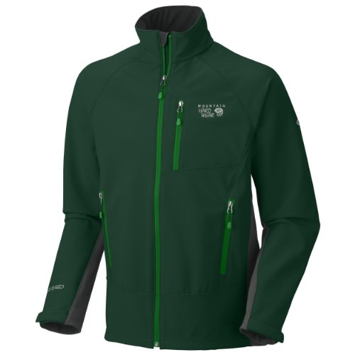 B006OTDIPK Mountain Hardwear G50 Jacket – Men's Pine Tree / Shark XXL