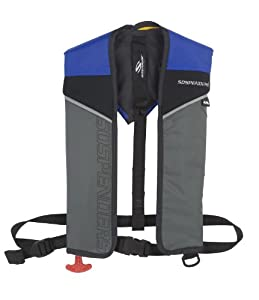 Stearns Suspenders Auto Manual Inflatable Life Jacket by Stearns