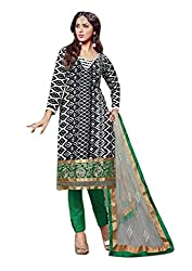 Limemode Women's Cotton Unstitched Dress Material (WASS000173_Multi-Coloured_...