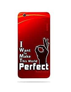 alDivo Premium Quality Printed Mobile Back Cover For Gionee S6 / Gionee S6 Back Case Cover (MKD1018)