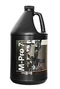 M-Pro 7 Gun Cleaner, 1 Gallon Bottle by M-Pro 7