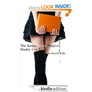 The Kama Sutra Project Book 1: The Experiment Krystal Kelly