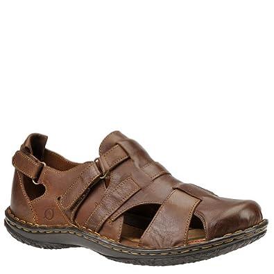 Born Women's Lakelyn Tan Leather Walking Sandal
