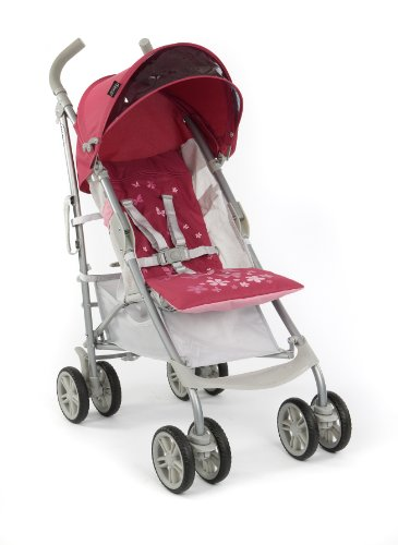 Graco Nimbly Pushchair (Butterfly Pink)