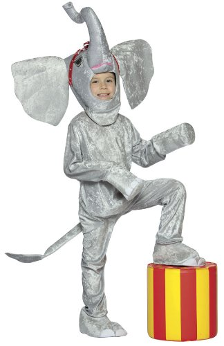Toddler and Kids Elephant Costume