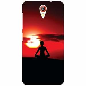 HTC Desire 620G Back Cover - Sunset Designer Cases