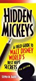 41Hj2YB3EtL. SL160  Hidden Mickeys: A Field Guide to Walt Disney Worlds Best Kept Secrets