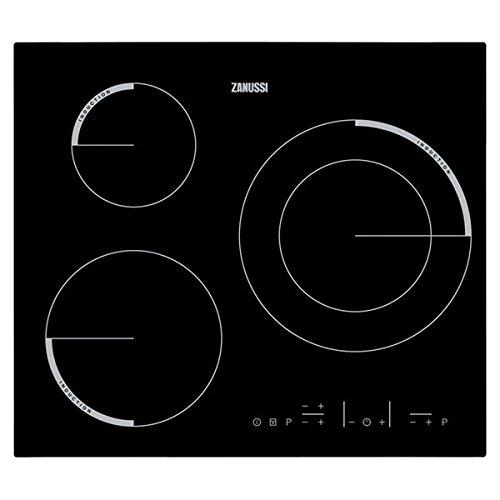 zanussi-placa-de-induccion-zei6632fba-con-3-zonas-power