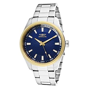 Invicta Men's 12828 Specialty Blue Dial Watch
