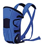 Asalvo 11084 - Marsupio, color azul