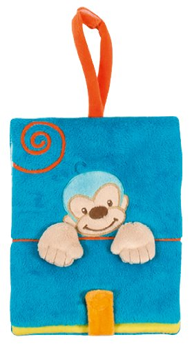Nattou Jungle Collection Multi Activities Book