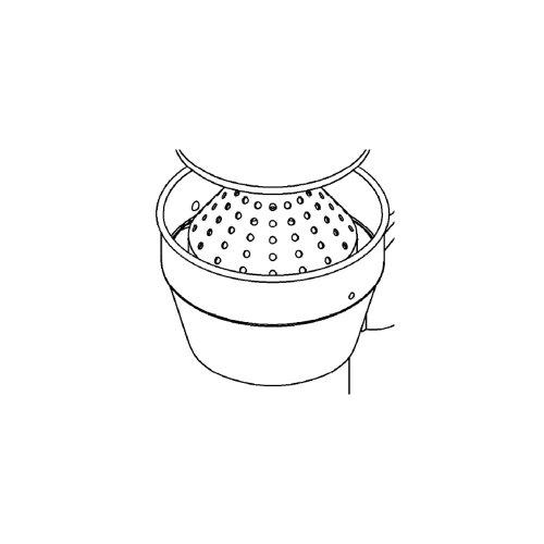 NEMCO 55665 Cup For Easy Juicer