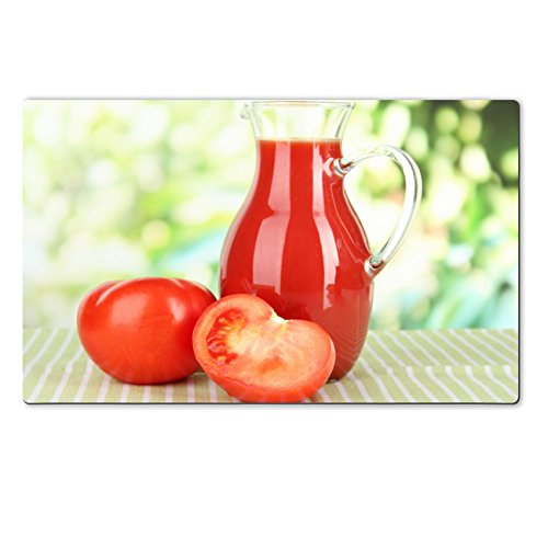 MSD Natural Rubber Large Table Mat 28.4 x 17.7 x 0.2 inches IMAGE ID 19510790 Tomato juice in pitcher on table on bright background (Tomato Juice Pitcher compare prices)
