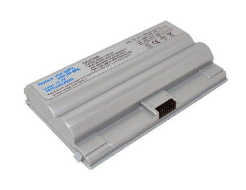PowerSmart® 11.1V 4400mAh Li-ion Batterie pour Sony VAIO VGN-FZ51B, VGN-FZ52B, VGN-FZ52B2, VGN-FZ61B, VGN-FZ62B, VGN-FZ70B, VGN-FZ71B, VGN-FZ72B, VGN-