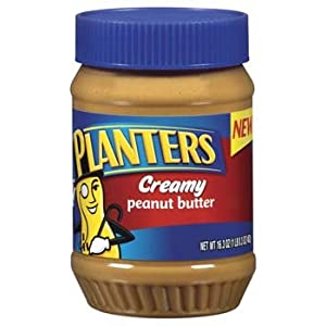 planters creamy peanut butter 
