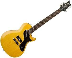 paul reed smith prs se one singlecut electric guitar w gigbag korina vintage. Black Bedroom Furniture Sets. Home Design Ideas