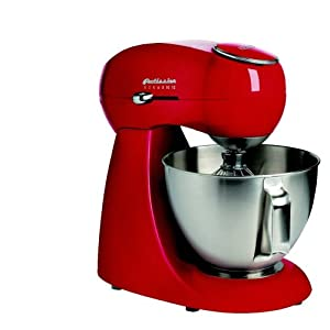Kenwood Patissier MX271 Mixer, 4 Litre 400W (Red)