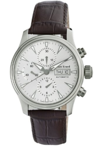Louis Erard Men's 78259AA01.BDC21 Heritage Chronograph Automatic Watch