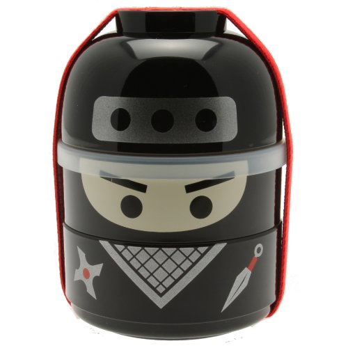 Kotobuki-Ninja-Boy-Bento-Box-Set-Black