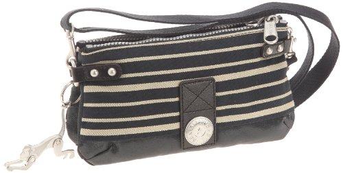 Kipling Women's Bernice Shoulder Bag Classic Stripe K24603532