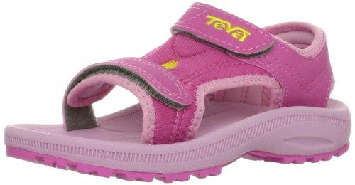 Teva Psyclone 2 K's Water Sandal (Toddler/Little Kid/Big Kid),Hot Pink,13 M US Little Kid