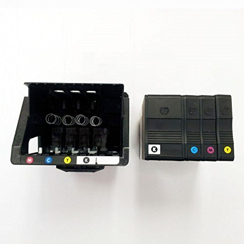 HP Officejet Pro 8630 8635 8640 Printhead with Set up Cartridge (Hp Printer Head 8600 compare prices)
