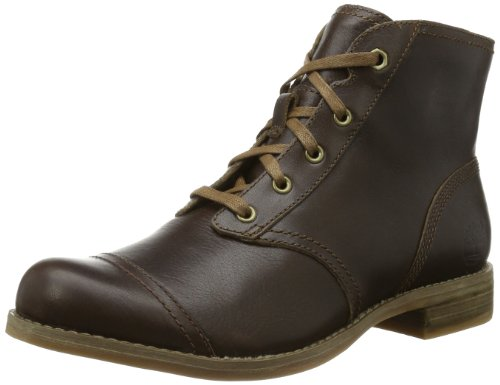 Timberland Womens EK Savin Hill Lace Chukka Boots C8057A Brown 8 UK, 41.5 EU