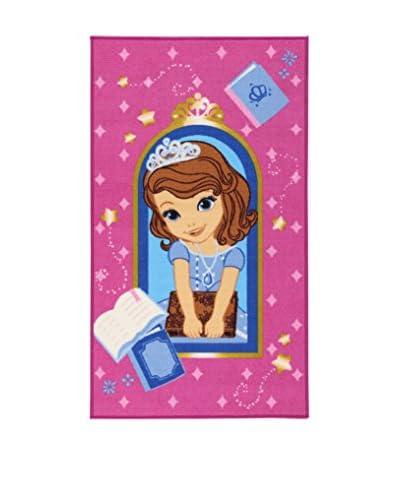 ABC Carpet Disney A. L. Sofia Boeken roze 80 x 140 cm