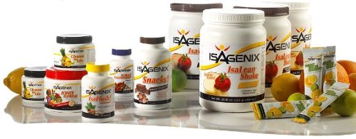 Isagenix 30 Day Fat Burning System And Cleanse System Brand New Chocolate & Vanilla Mix