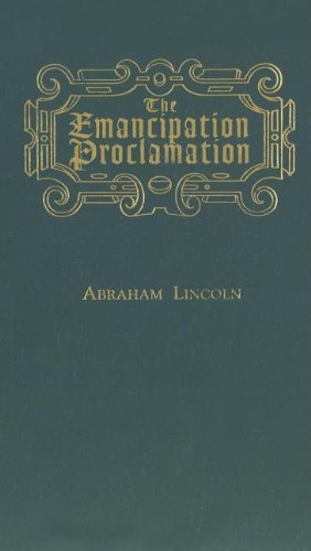 The Emancipation Proclamation (Little Books of Wisdom)