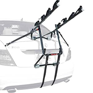 Allen 104DB Deluxe 4-Bike Trunk Mount Rack