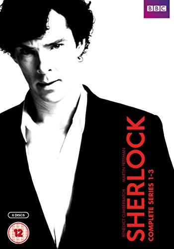 Sherlock: Complete Series 1-3 (シャーロック ...