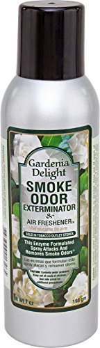 Smoke Odor Exterminator 7 Oz Spray Gardenia Delight (Gardenia Air Freshener compare prices)