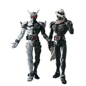 S.I.C. VOL.59 仮面ライダーWファングジョーカー&仮面ライダースカル