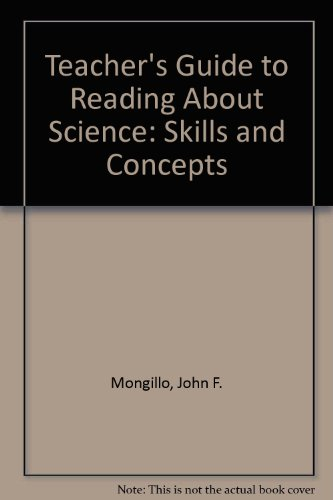 A Teacher's Guide to Reading About Science: Skills and Concepts PDF