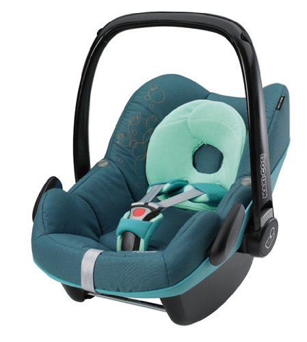 Maxi-Cosi 63002811 - PEBBLE EMERALD GREEN Kinderautositz