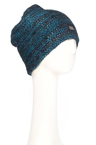Unisex Pia Reverse Knit Beanie