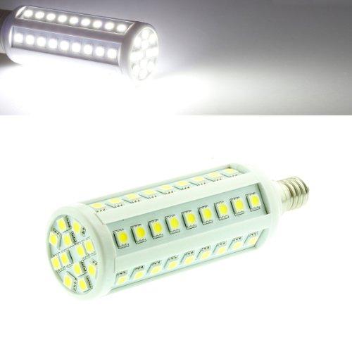 E14 Led 12W White Lights 858Lm 66-Smd 5050 Corn Bulb Lamp Ac 85V~265V