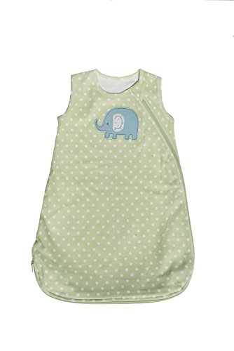 Carter's Wearable Blanket, Elephant, Medium (Discontinued by Manufacturer)