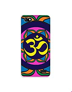Huawei Honor 4C nkt-04 (71) Mobile Case by Mott2 - Colorful Om Rangoli (Limited Time Offers,Please Check the Details Below)