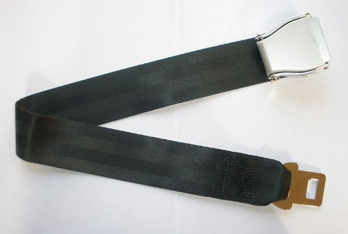 Airplane Seat Belt Extension (Does not fit Southwest airplanes)