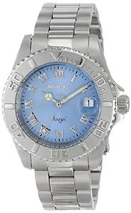 Invicta Women's 14361 Angel Analog Display Swiss Quartz Silver Watch