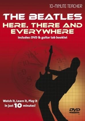 DVD 10-Minute Teacher Beatles Here, There and Everywhere
