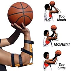 Buy Bandit Basketball Shooting Trainer Elbow Guide by Bandit Basketball Training Aid