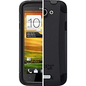 Otterbox 77-19010 HTC One X Commuter Series Case - Black