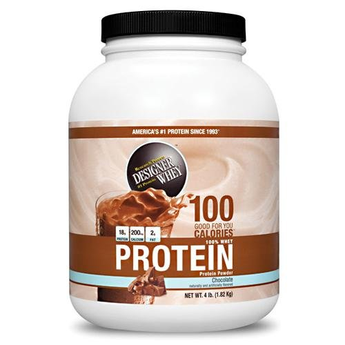 Designer Whey Protein Chocolate 4 Pounds