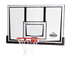 Amazon Com Lifetime Shatter Proof Backboard And Rim